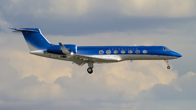 4K-AI06 - Gulfstream G550 - Azerbaijan - Government