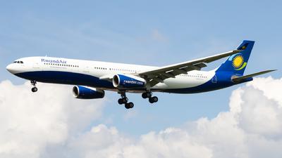 9XR-WP - Airbus A330-343 - RwandAir