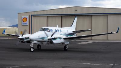 N572BB - Beechcraft C90GTi King Air - Private