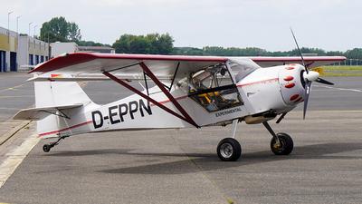 D-EPPN - Denney Kitfox IV-1200 Speedster - Private