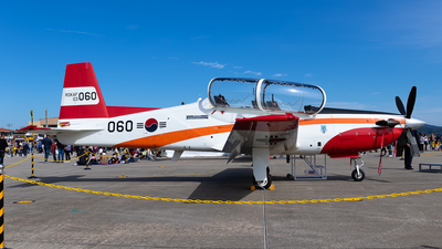 03-060 - KAI KT-1 Woong-Bee - South Korea - Air Force
