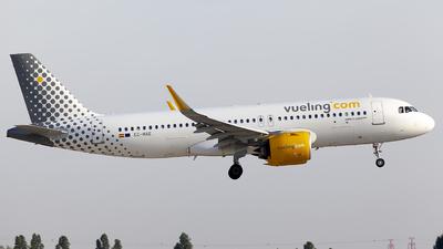 EC-NAE - Airbus A320-271N - Vueling Airlines