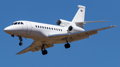 I-TARH - Dassault Falcon 900EX - Compagnia Aeronautica Italiana (CAI)