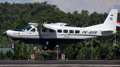 PK-BVR - Cessna 208B Grand Caravan - Susi Air