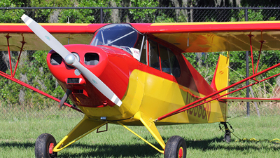 N3668N - Piper PA-12 Super Cruiser - Private