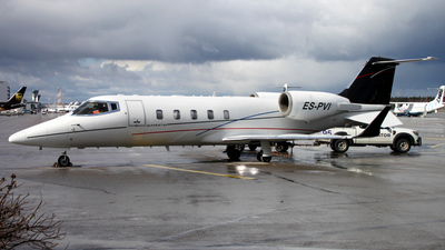 ES-PVI - Bombardier Learjet 60 - Panaviatic