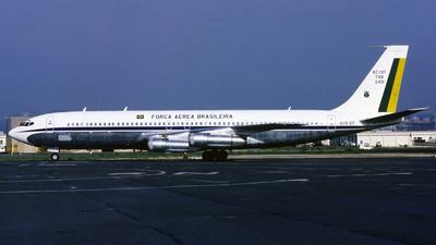 2401 - Boeing 707-345C - Brazil - Air Force