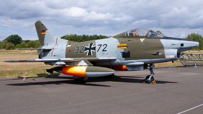 32-72 - Fiat G91-R/3 - Germany - Air Force