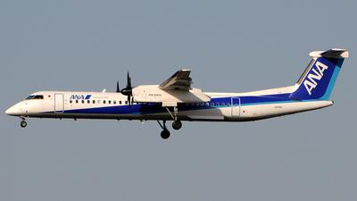 A picture of JA845A - De Havilland Canada Dash 8400 - All Nippon Airways - © Kinmei