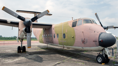 FAB2371 - De Havilland Canada DHC-5 Buffalo - Brazil - Air Force