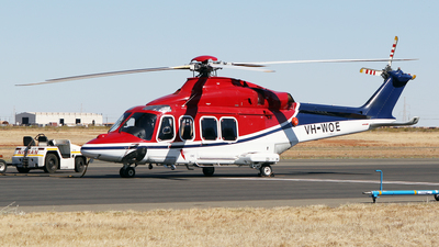 A picture of VHWOE - AgustaWestland AW139 - CHC Helicopters Australia - © Brenden