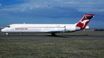 VH-IMD - Boeing 717-2K9 - Qantas