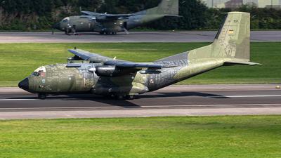 50-55 - Transall C-160D - Germany - Air Force