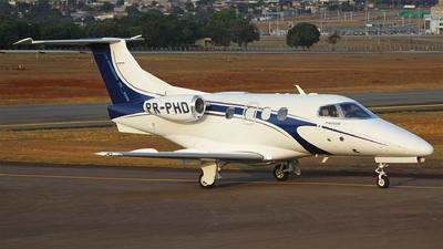 A picture of PRPHD - Embraer Phenom 100 - [50000160] - © Sputnik Spotter