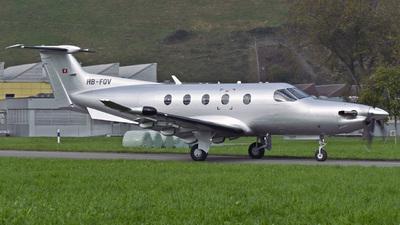 HB-FQV - Pilatus PC-12/47E - Pilatus Aircraft