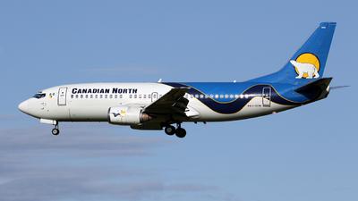 C-GCNK - Boeing 737-36Q - Canadian North