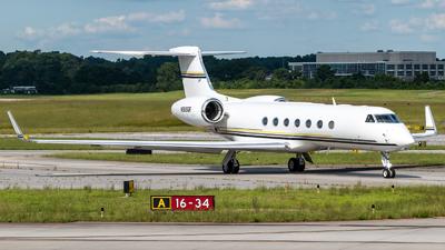N505GF - Gulfstream G550 - Private