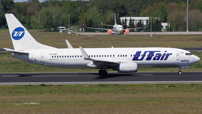 VQ-BJH - Boeing 737-8AS - UTair Aviation