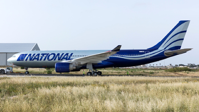 EI-EWH - Airbus A330-223 - National Airlines