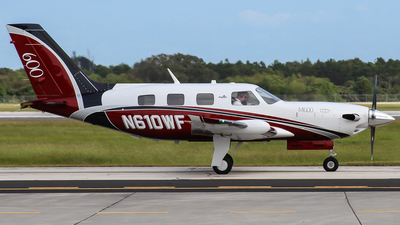 N610WF - Piper PA-46-M600 - Midwest Partitions Flight Services