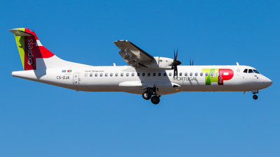 CS-DJA - ATR 72-212A(600) - TAP Express
