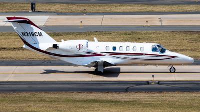 A picture of N219CM - Cessna 525A CitationJet CJ2 - [525A0045] - © Chris Z