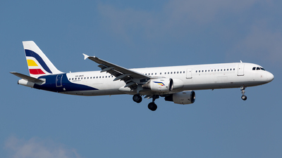 SX-BHT - Airbus A321-211 - Olympus Airways