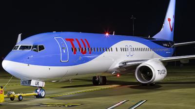 D-ATUK - Boeing 737-8K5 - TUIfly