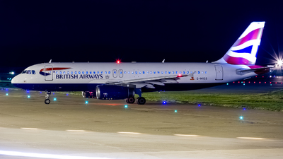 A picture of GMIDS - Airbus A320232 - British Airways - © Ethan Hew - p_nilly