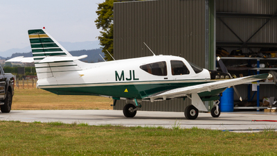 ZK-MJL - Rockwell Commander 114 - Private