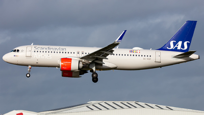 A picture of SEROP - Airbus A320251N - SAS - © Airlinergeek