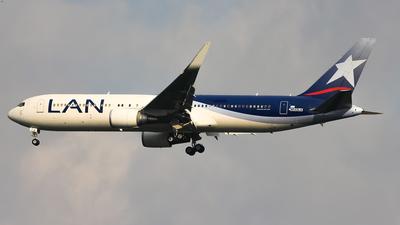 N542LA - Boeing 767-316(ER) - LAN Airlines