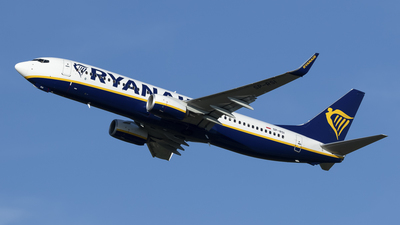 SP-RSI - Boeing 737-8AS - Ryanair Sun