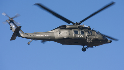 H-05 - Sikorsky HH-60M Blackhawk - Chile - Air Force