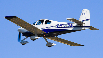 VH-AOD - Vans RV-10 - Private