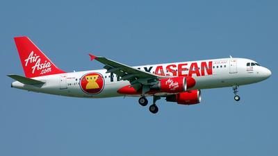9M-AFA - Airbus A320-214 - AirAsia