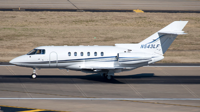 A picture of N543LF - Hawker 800XP - [258391] - © Dylan Phelps - ZFWAviation