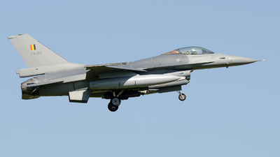 FA-102 - General Dynamics F-16AM Fighting Falcon - Belgium - Air Force