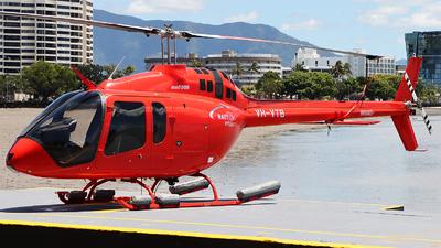 VH-VTB - Bell 505 Jet Ranger X - Nautilus Aviation