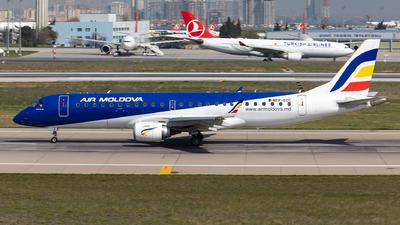 ER-ECC - Embraer 190-100LR - Air Moldova