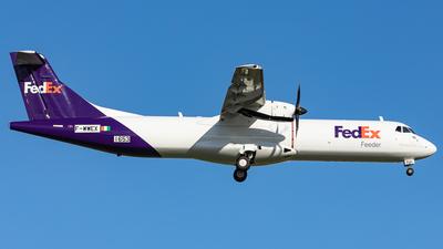 F-WWEX - ATR 72-600F - FedEx