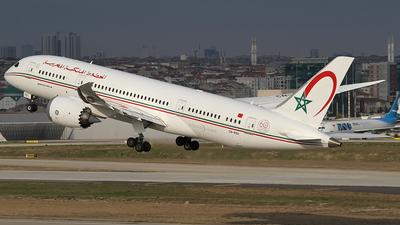 CN-RGU - Boeing 787-8 Dreamliner - Royal Air Maroc (RAM)