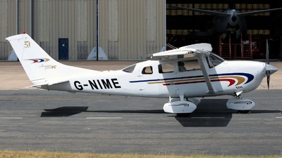 A picture of GNIME - Cessna T206H Turbo Stationair - [T20608188] - © David Cook