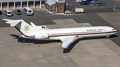 XT-BFA - Boeing 727-282(Adv) - Burkina Faso - Government