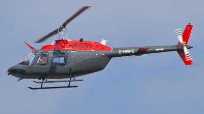 D-HMFE - Bell 206B JetRanger III - Motorflug Baden-Baden