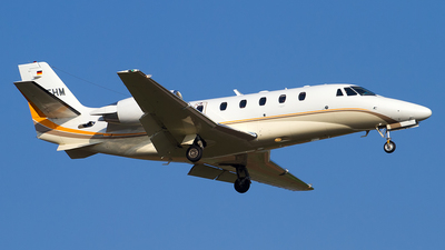 D-CEHM - Cessna 560XL Citation XLS Plus - Stuttgarter Flugdienst (SFD)