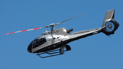 N83JJ - Eurocopter EC 130T2 - Private