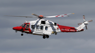 G-MCGR - Agusta-Westland AW-189 - Bristow Helicopters