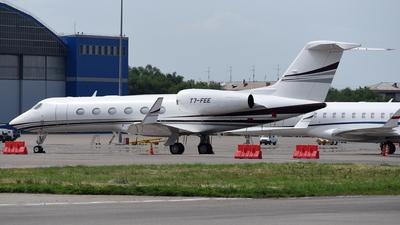 T7-FEE - Gulfstream G450 - Private