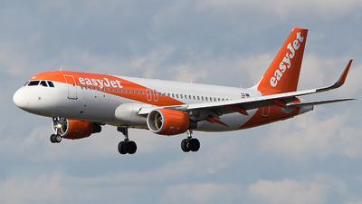 OE-IVC - Airbus A320-214 - easyJet Europe
